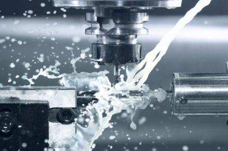 Những loại dầu tưới nguội, làm mát cho máy công cụ CNC