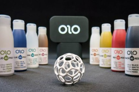 [Video] OLO – biến smartphone thành máy in 3D