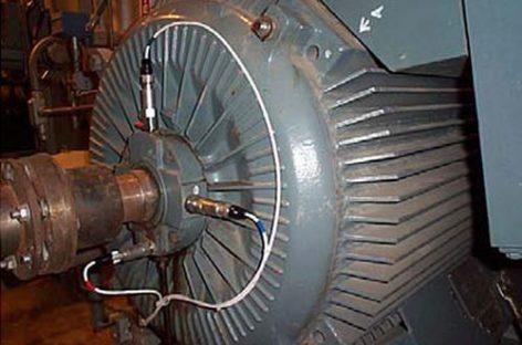 Phân tích rung động trong máy công nghiệp