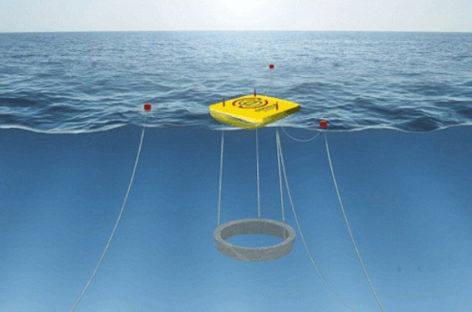 Triton – thiết bị mới giúp thu thập hiệu quả năng lượng sóng biển