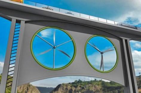 Turbin điện gió ở quần đảo Canary