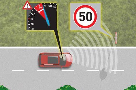[Video] Tại châu Âu, xe Ford sẽ có thể đọc biển báo tốc độ, giúp tài xế không vi phạm