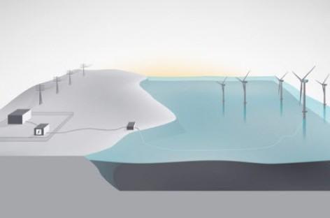 Batwind – pin lưu trữ điện năng sản xuất từ năng lượng gió ngoài khơi