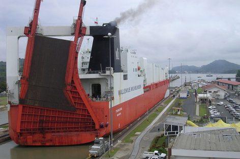 [Video] Cận cảnh quá trình đưa tàu qua kênh đào Panama