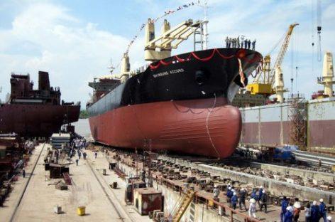 Cơ hội mới cho ngành đóng tàu tại Việt Nam