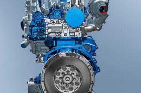 Động cơ dầu tăng áp EcoBlue 2.0 của Ford