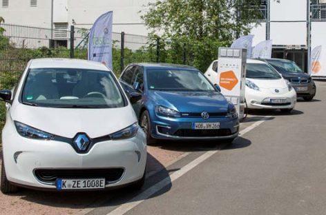 Dự án Fast-E nhằm lắp đặt 278 trạm sạc nhanh cho ô tô điện tại Đức và Bỉ