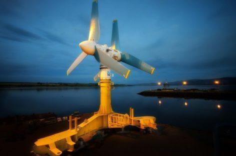 Dự án năng lượng thủy triều lớn nhất thế giới nhận được thêm 100 triệu bảng Anh