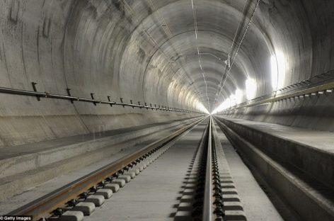 Gotthard Base Tunnel – hầm đường sắt dài nhất thế giới sắp đi vào hoạt động