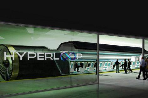 Hyperloop: tham vọng tàu siêu tốc 1.200km/giờ