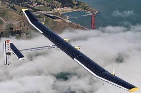 [Infographic] Solar Impulse 2 – máy bay năng lượng mặt trời