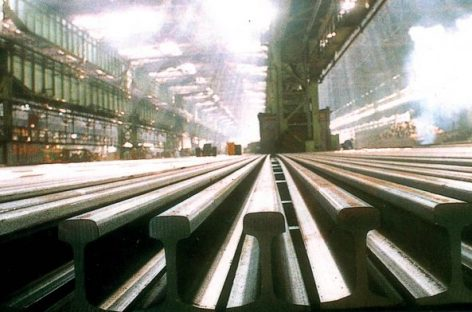 [Video] Phương pháp sản xuất đường ray tàu hỏa