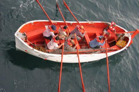 Các loại xuồng cứu sinh được sử dụng trên tàu
