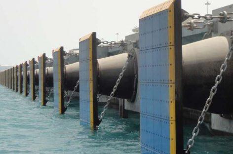 Đệm chắn sử dụng trong hàng hải