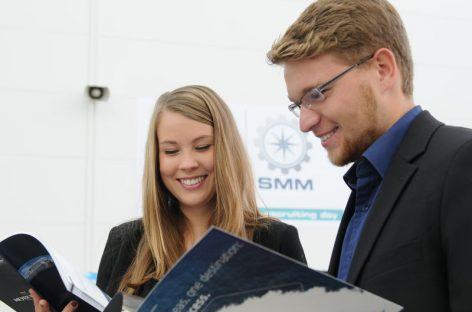 [SMM Hamburg 2016] Gia tăng nữ quyền trong ngành công nghiệp hàng hải