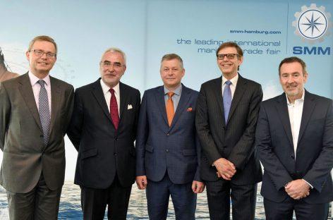[SMM Hamburg 2016] Họp báo trước SMM 2016 – Những thông tin hữu ích về ngành hàng hải từ chuyên gia danh tiếng trên thế giới