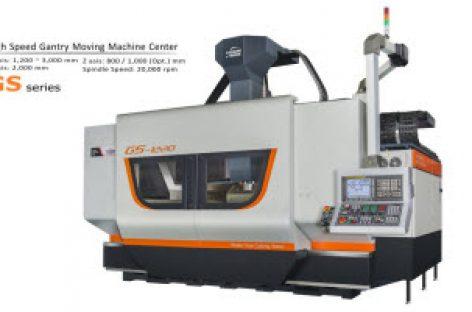 [Video] Giới thiệu dòng sản phẩm GS – Máy trung tâm gia công CNC dạng đứng cột đôi của Vision Wide