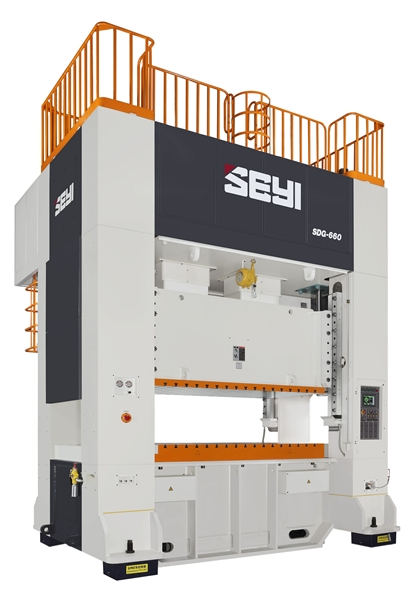 straight-side-direct-drive-servo-press-sdg-series