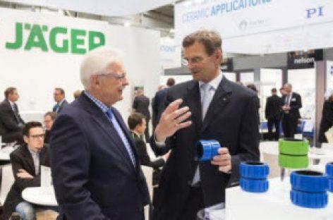[Tiêu điểm tại Hannover Messe 2017] Mối quan hệ đối tác trong thời đại phát triển của các Quy trình tích hợp