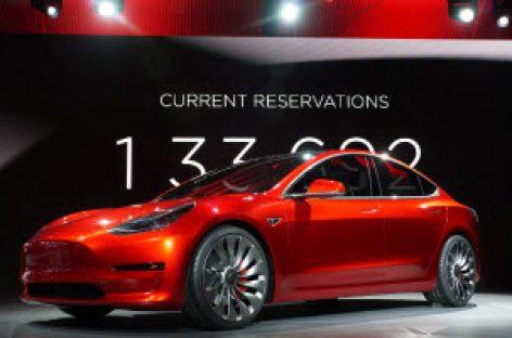 Tesla bắt đầu việc sản xuất pin tại nhà máy GigaFactory
