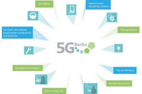 [Tiêu điểm tại CeBIT 2017] Cuộc thử nghiệm công nghệ 5G tại Berlin, Đức