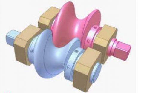[Mô phỏng cơ cấu cơ khí] Khớp trục chốt 5
