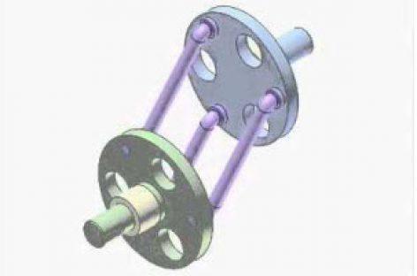 [Mô phỏng cơ cấu cơ khí] Ứng dụng của cơ cấu bình hành 2