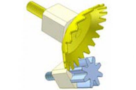 [Mô phỏng cơ cấu cơ khí] Bánh răng từ thép tấm 5