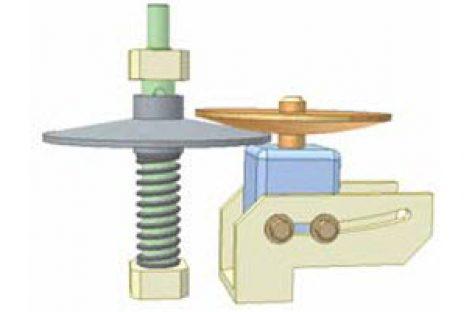 [Mô phỏng cơ cấu cơ khí] Bộ điều tốc cầu ma sát 4