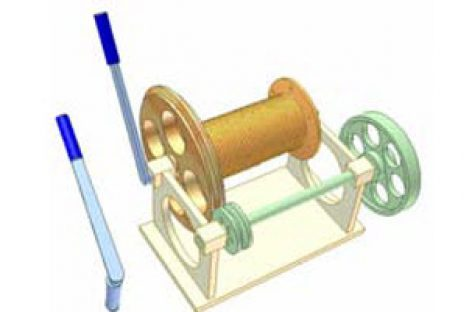 [Mô phỏng cơ cấu cơ khí] Bộ truyền bánh ma sát 10
