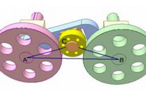 [Mô phỏng cơ cấu cơ khí] Bộ truyền bánh ma sát 6
