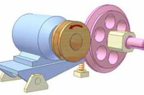 [Mô phỏng cơ cấu cơ khí] Bộ truyền bánh ma sát 9