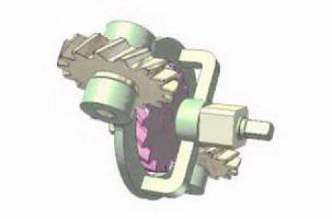 [Mô phỏng cơ cấu cơ khí] Bộ truyền bánh răng xoắn hành tinh 8