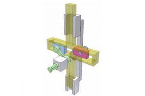 [Mô phỏng cơ cấu cơ khí] Cơ cấu thanh để đảo chiều quay 2