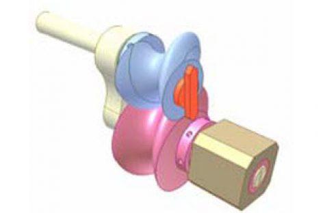 [Mô phỏng cơ cấu cơ khí] Khớp nối chốt 6