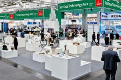 [Tiêu điểm tại Hannover Messe 2017] Những điểm nổi bật tại khu vực trưng bày công nghệ xử lý bề mặt