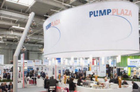 [Tiêu điểm tại Hannover Messe 2017] Pump Plaza – Khu vực trưng bày các hệ thống bơm cải tiến và hiệu quả