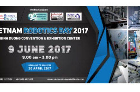 Vietnam Robotics Day 2017 – Ngày hội Robot Việt Nam 2017