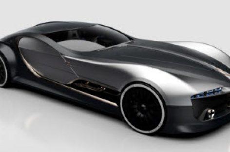 Vẻ đẹp cổ điển mà hiện đại của bản concept mẫu xe Bugatti Type 57T