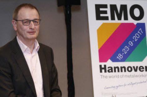 [Tiêu điểm tại EMO Hannover 2017] EMO Hannover 2017 – Hội chợ hàng đầu cho ngành gia công kim loại đã trở lại