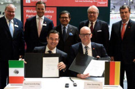 [Tiêu điểm tại Hannover Messe] Mexico sẽ là Quốc gia đối tác của Hannover Messe 2018