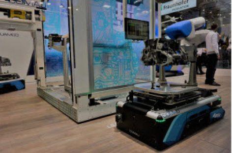 [Tiêu điểm tại Hannover Messe 2017] Robot cộng tác: Lấy cảm hứng từ con người