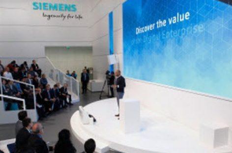 [Trực tiếp tại Hannover Messe 2017] Livestream tại gian hàng Siemens, CHLB Đức