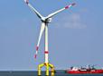 Tuabin gió lớn nhất thế giới được lắp đặt tại Liverpool, Anh