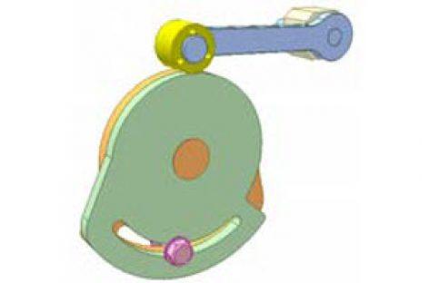 [Mô phỏng cơ cấu cơ khí] Cam ghép 1