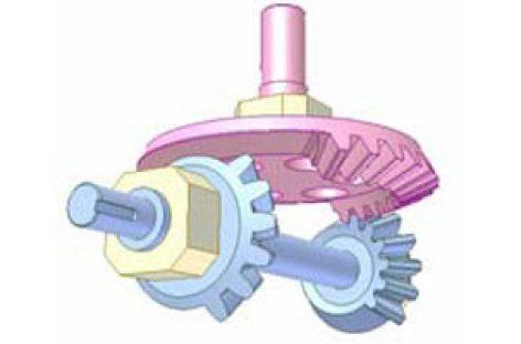 [Mô phỏng cơ cấu cơ khí] Chuyển động của bánh răng khuyết 16