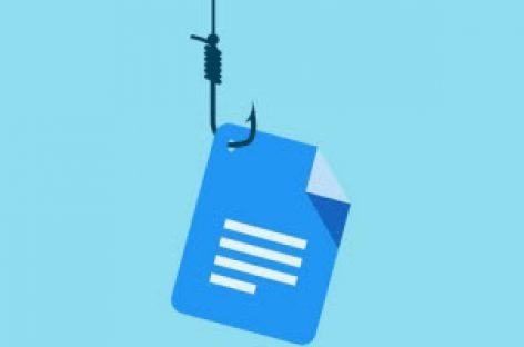 Đừng mở tập tin Google Doc khi chưa chắc chắn là nó an toàn và hợp lệ