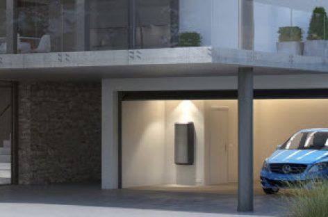 Mercedes đối đầu với Tesla Powerwall bằng hệ thống lưu trữ năng lượng mới