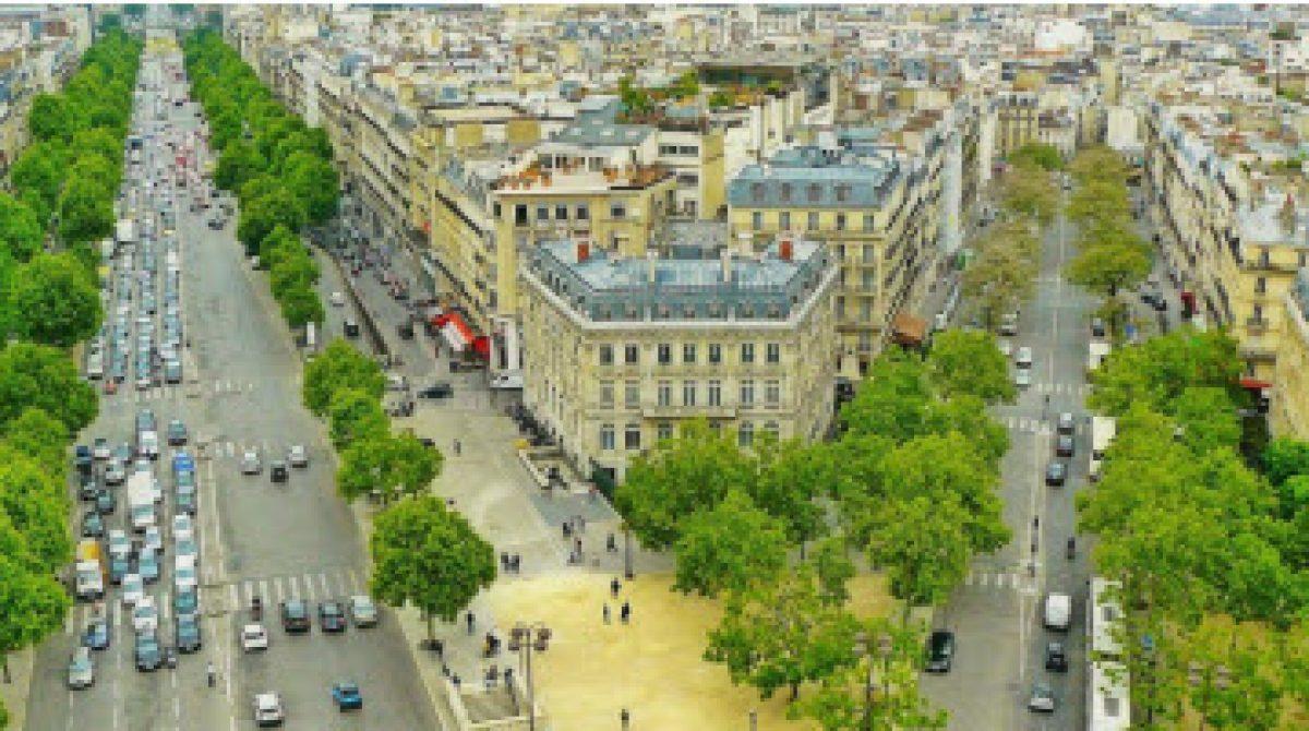 Pháp sẽ cấm tất cả loại xe chạy bằng xăng và dầu diesel trước năm 2040