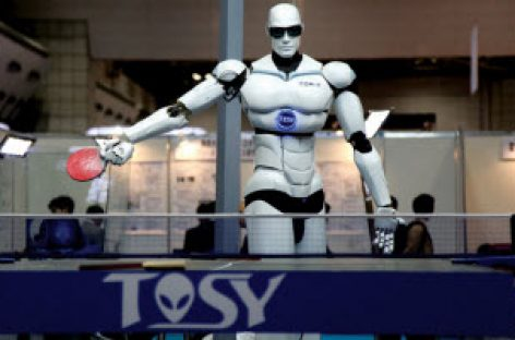 Tín hiệu vui từ công nghệ làm robot tại Việt Nam